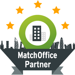 Partner Badge MatchOffice